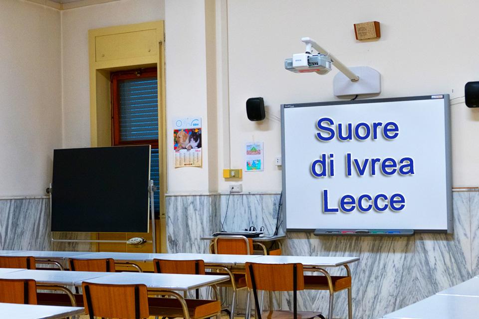 """Istituto Paritario """"Cuore Immacolato di Maria"""" – Lecce"""